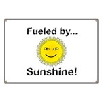 Fueled by Sunshine Banner
