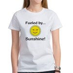 Fueled by Sunshine Women's T-Shirt