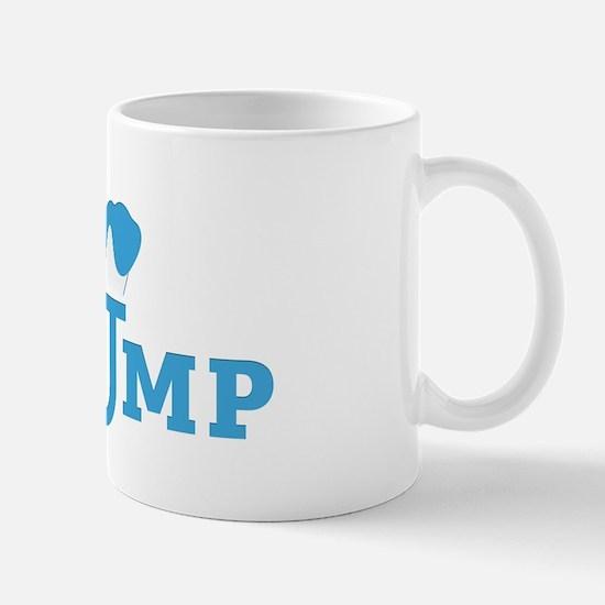 thump_logo_blue Mug