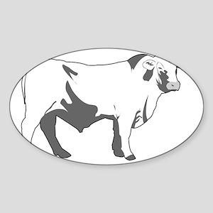 beef Sticker (Oval)