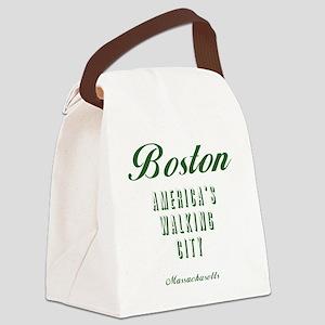 Boston_10x10_Americas Walking Cit Canvas Lunch Bag