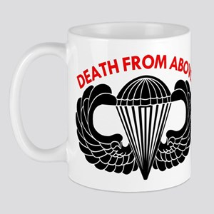 Airborne Death From Above Mug