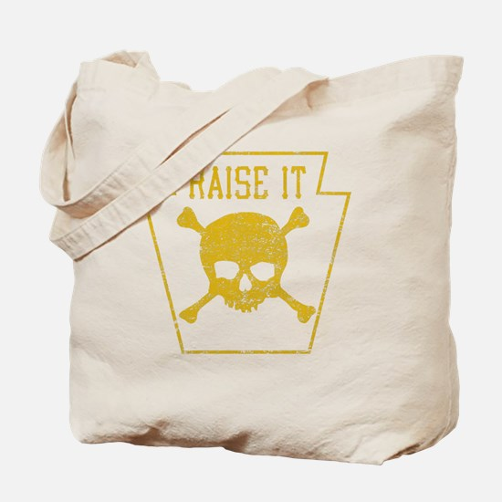 RaiseIt Tote Bag