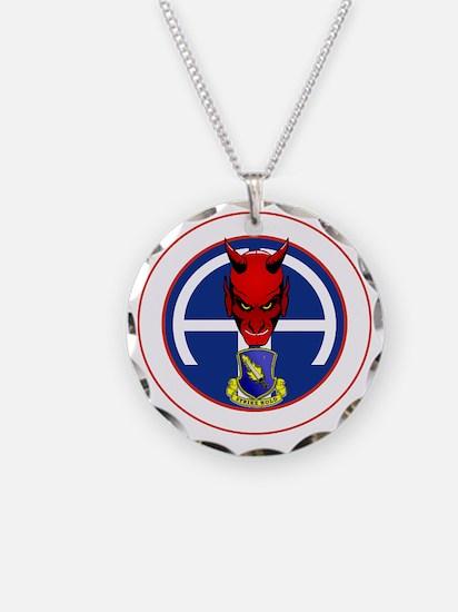 Devil 1-504 v1 - white Necklace