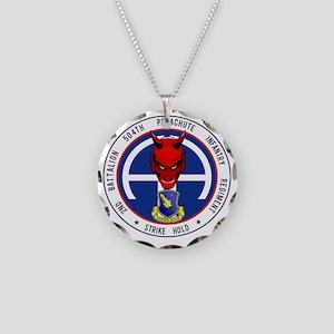 Devil 2-504 v1 Necklace Circle Charm