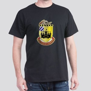DUI - 3rd Brigade Support Bn Dark T-Shirt