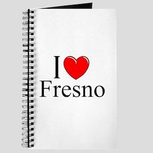 """""""I Love Fresno"""" Journal"""