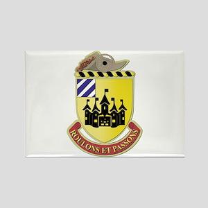 DUI - 3rd Brigade Support Bn Rectangle Magnet