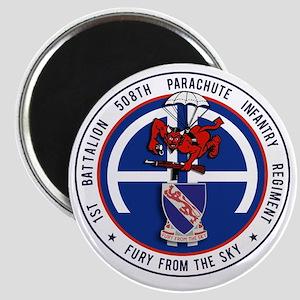 Fury 1st 508th v1 Magnet
