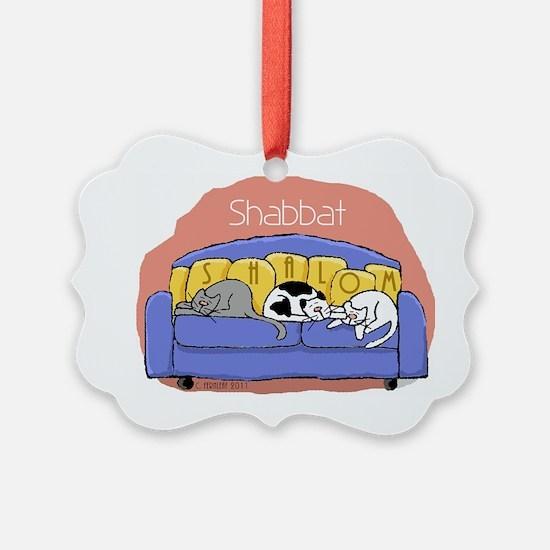 shalomcats Ornament