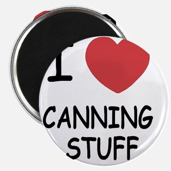 CANNING_STUFF Magnet