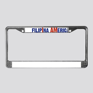 I AM -  License Plate Frame