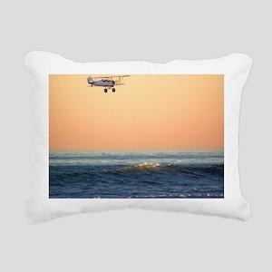 11-16-08-TP-bi-plane Rectangular Canvas Pillow