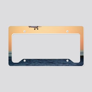 11-16-08-TP-bi-plane License Plate Holder