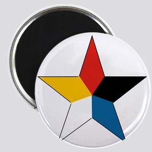 10x10-Chinese_Roundel_1916-1920 Magnet