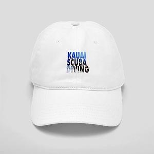 Kauai Scuba Diving Cap