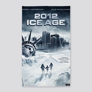 23x35_ICEposter 3'x5' Area Rug