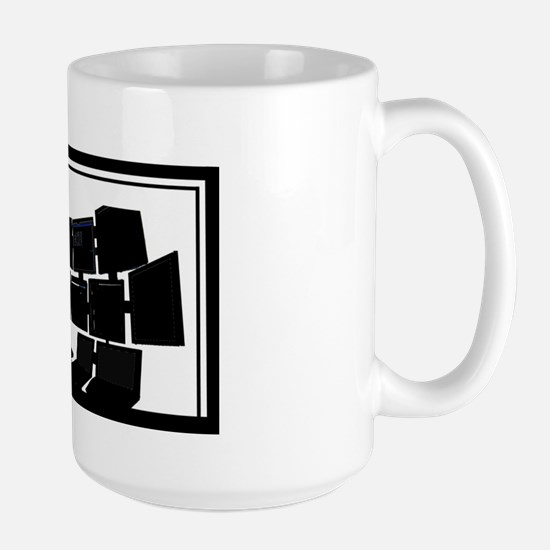 911dispatch Large Mug