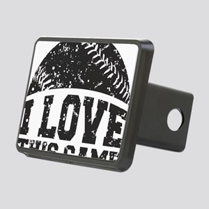 love_this_game Rectangular Hitch Cover