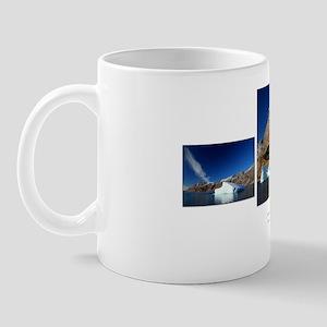 Iceberg blues Mug