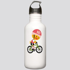 cyclistchickdkT Stainless Water Bottle 1.0L