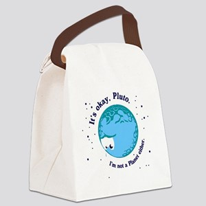 pluto long Canvas Lunch Bag