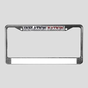 afltn License Plate Frame