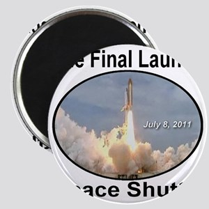 space_shuttle_the_final_launch8July2011 Magnet