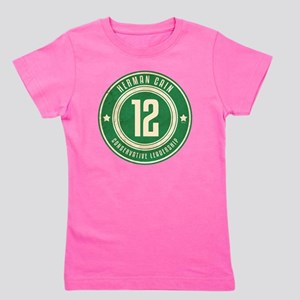 july11_herman_logo Girl's Tee