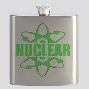 funny nuclear radiation atomic Flask