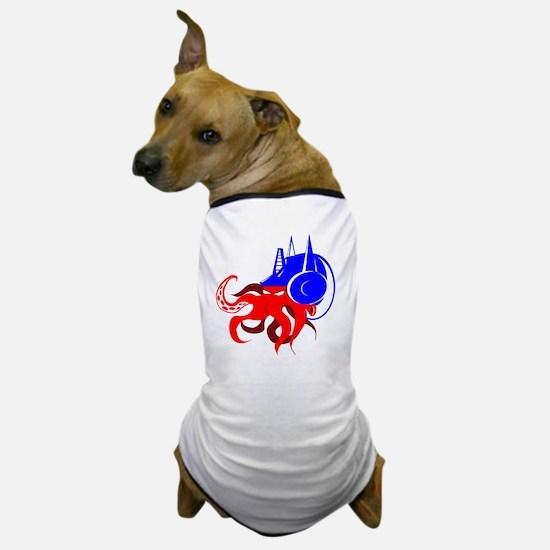 HIWAY7 OCTOMUS PRIME-large Dog T-Shirt