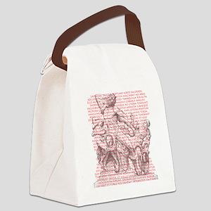 laocoonfulltext Canvas Lunch Bag