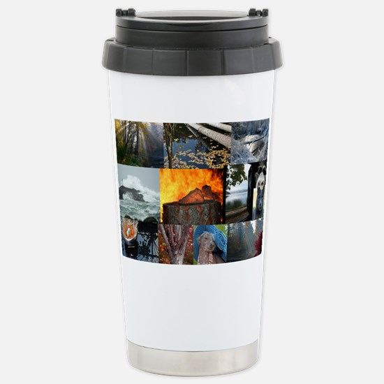 combo1 Stainless Steel Travel Mug