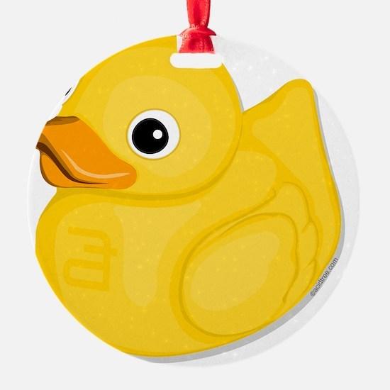 rubberduck-logo Ornament