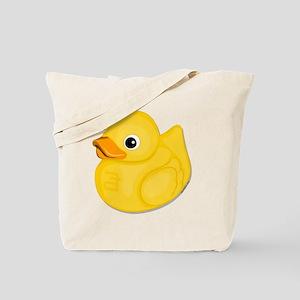 rubberduck-logo Tote Bag