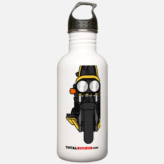 iPhone4-BR Water Bottle