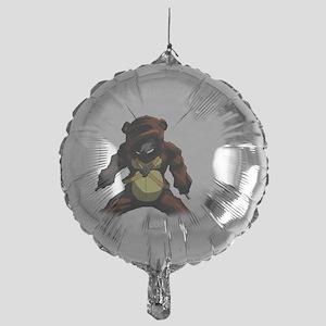 Brunzie swords Mylar Balloon