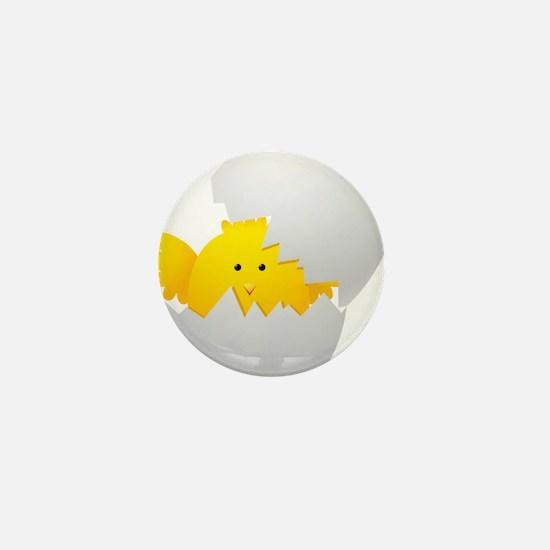 egg Mini Button