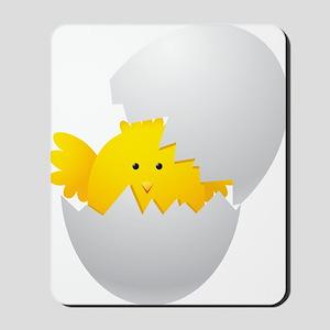 egg Mousepad