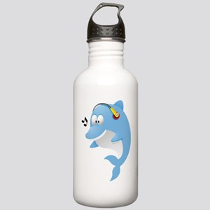 dolphin2 Stainless Water Bottle 1.0L