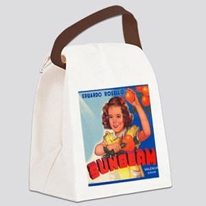 039 Canvas Lunch Bag