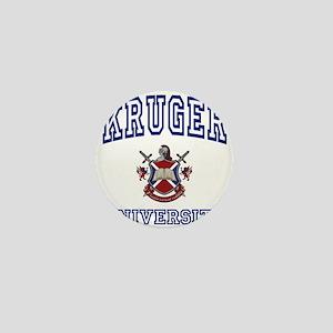 KRUGER University Mini Button