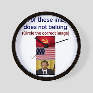 aoneblg Wall Clock