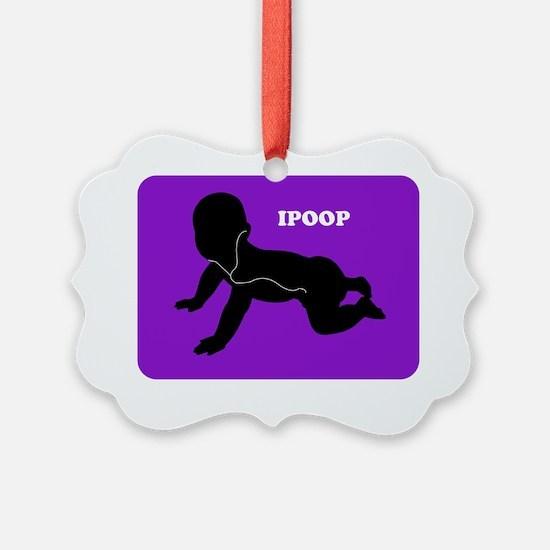 ipoop Ornament