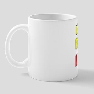 Not Just Perfect Im Cuban Mug