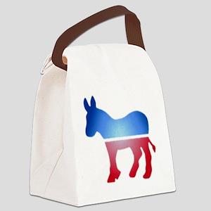 blurrydonkey Canvas Lunch Bag