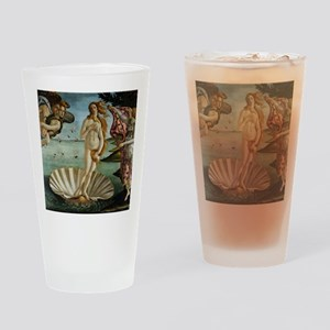 Botticelli Small Poster Drinking Glass