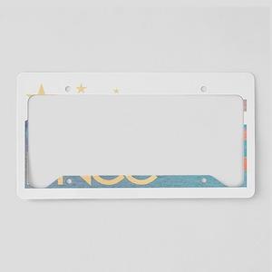 08DNCC License Plate Holder