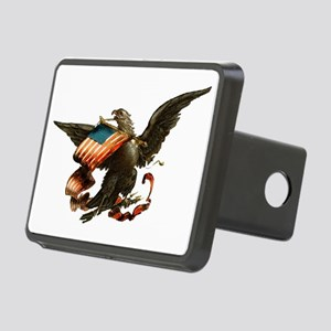 American Eagle Rectangular Hitch Cover