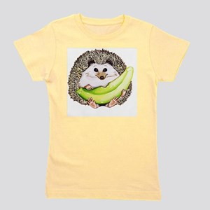 Cafepress Honeydew Hedgehog Girl's Tee